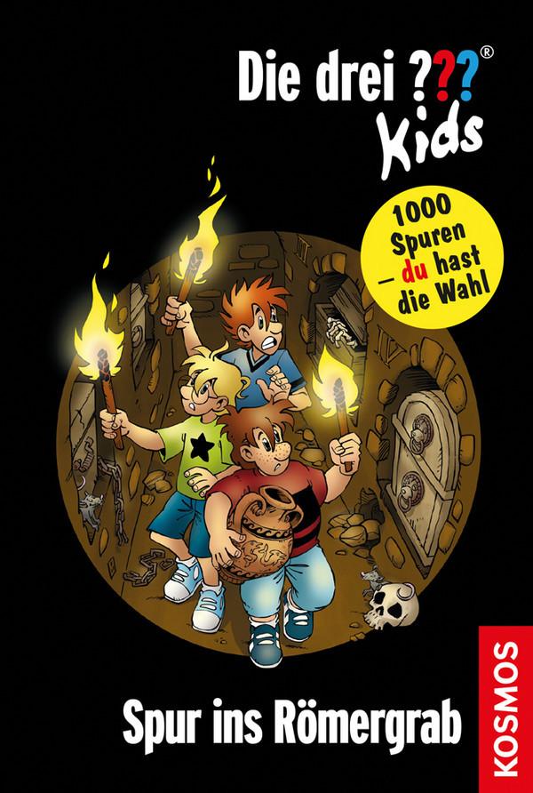 Spur ins Römergrab (Die drei ??? Kids und du, #16)  by  Boris Pfeiffer