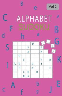 Alphabet Sudoku Volume 2 Rhys Michael Cullen