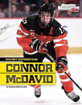 Connor McDavid  by  Nicole Mortillaro