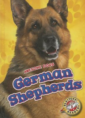 German Shepherds  by  Chris Bowman