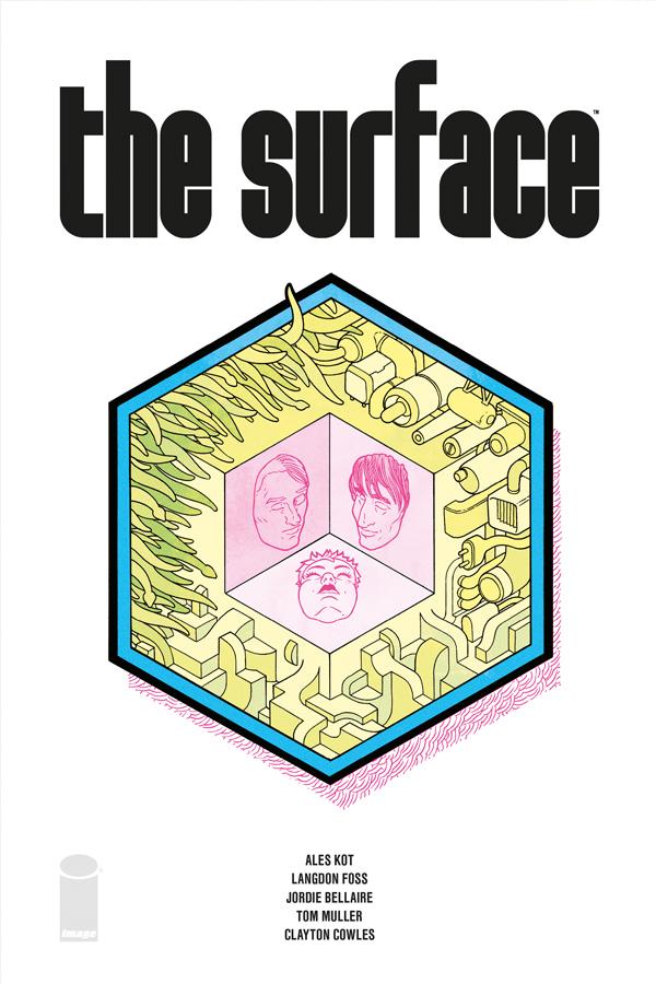 The Surface, Volume 1 Ales Kot