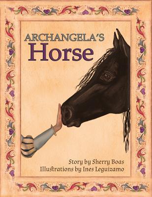 Archangelas Horse Sherry Boas