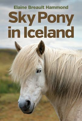 Sky Pony in Iceland  by  Elaine Breault-Hammond