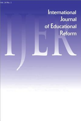 Ijer Vol 14-N1  by  International Journal of Educati Reform
