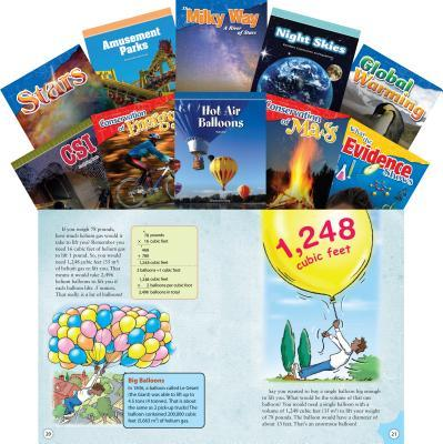 Stem Grade 5 10-Book Set (2015 Stem) Teacher Created Materials