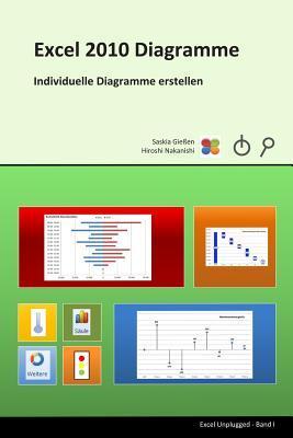 Excel 2010 Diagramme - Unplugged: Individuelle Diagramme Erstellen  by  Saskia Gießen