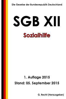 Sgb XII - Sozialhilfe, 1. Auflage 2015  by  G Recht