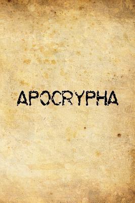 Apocrypha Christopher Alexander Berg