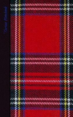 Tartan Notebook: Scotland / Scottish / Plaid / Gifts / Presents [ Small Ruled Notebooks / Writing Journals ]  by  Smart Bookx