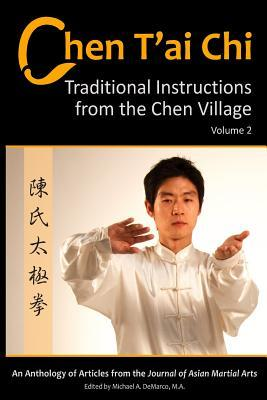 Chen TAi Chi: : Traditional Instructions from the Chen Village, Volume 2 Bosco Baek