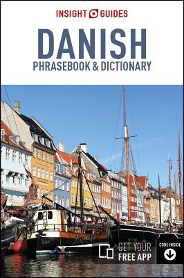 Insight Guides Phrasebook: Danish  by  Insight Guides