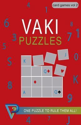 Vaki Puzzles - Card Games Vol 2  by  Rhys Michael Cullen