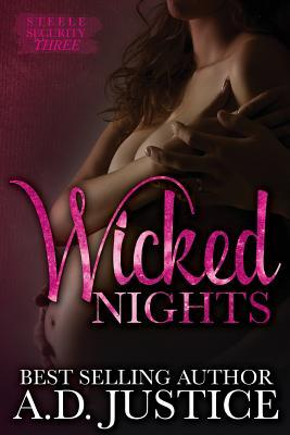 Wicked Nights  by  A.D. Justice