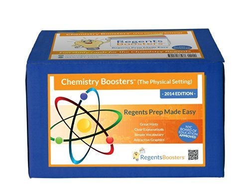 Chemistry Boosters  by  Ruth Hertz