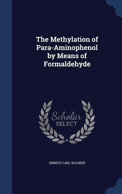 The Methylation of Para-Aminophenol Means of Formaldehyde by Ernest Carl Wagner