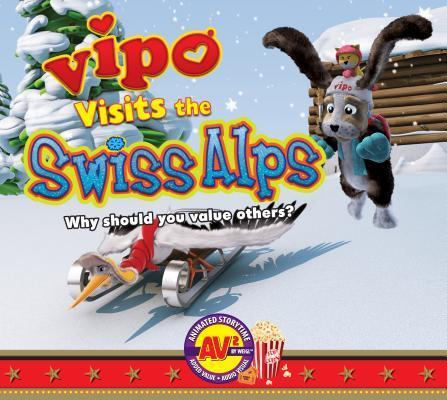 Vipo in Switzerland: A Swiss Skiing Adventure  by  Ido Angel