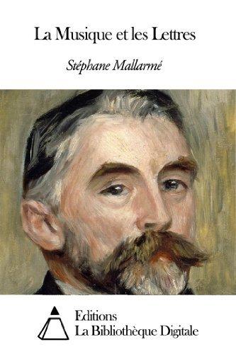 La Musique et les Lettres Stéphane Mallarmé