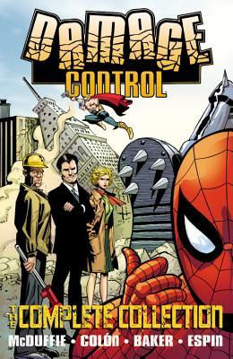 Damage Control: The Complete Collection Marvel Comics