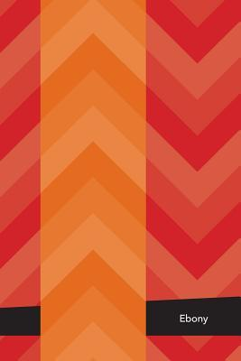 Etchbooks Ebony, Chevron, Blank  by  Etchbooks