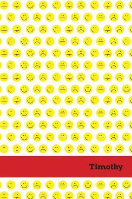 Etchbooks Timothy, Emoji, Wide Rule  by  Etchbooks