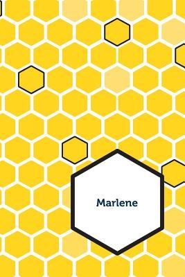 Etchbooks Marlene, Honeycomb, College Rule Etchbooks