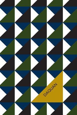Etchbooks Daquan, Qbert, College Rule, 6 X 9, 100 Pages Etchbooks