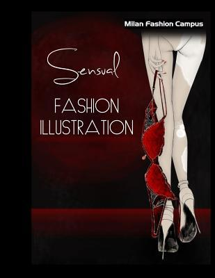 Sensual Fashion Illustration  by  Angelo Russica