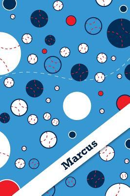 Etchbooks Marcus, Baseball, Graph  by  Etchbooks