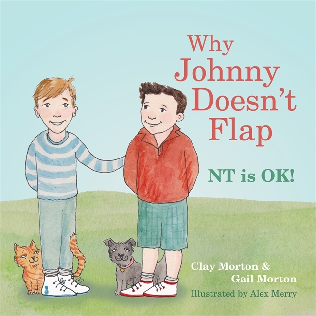 Why Johnny Doesnt Flap: NT is OK! Clay Morton