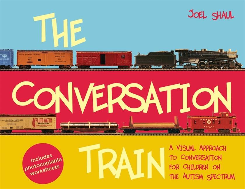 Conversation Train  by  Joel Shaul