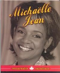 Michaëlle Jean  by  Rebecca Szulhan