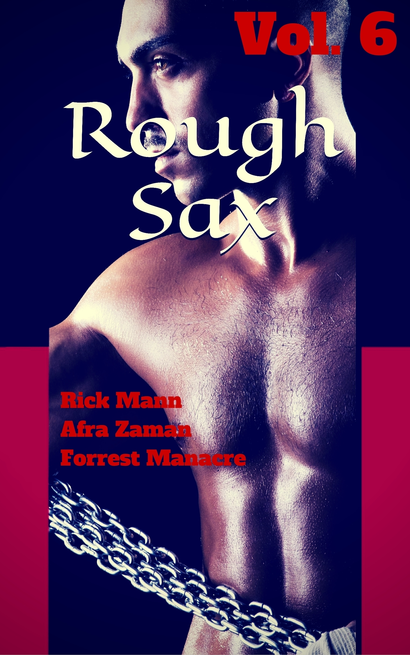 Rough Sax, Vol. 6  by  Rick Mann