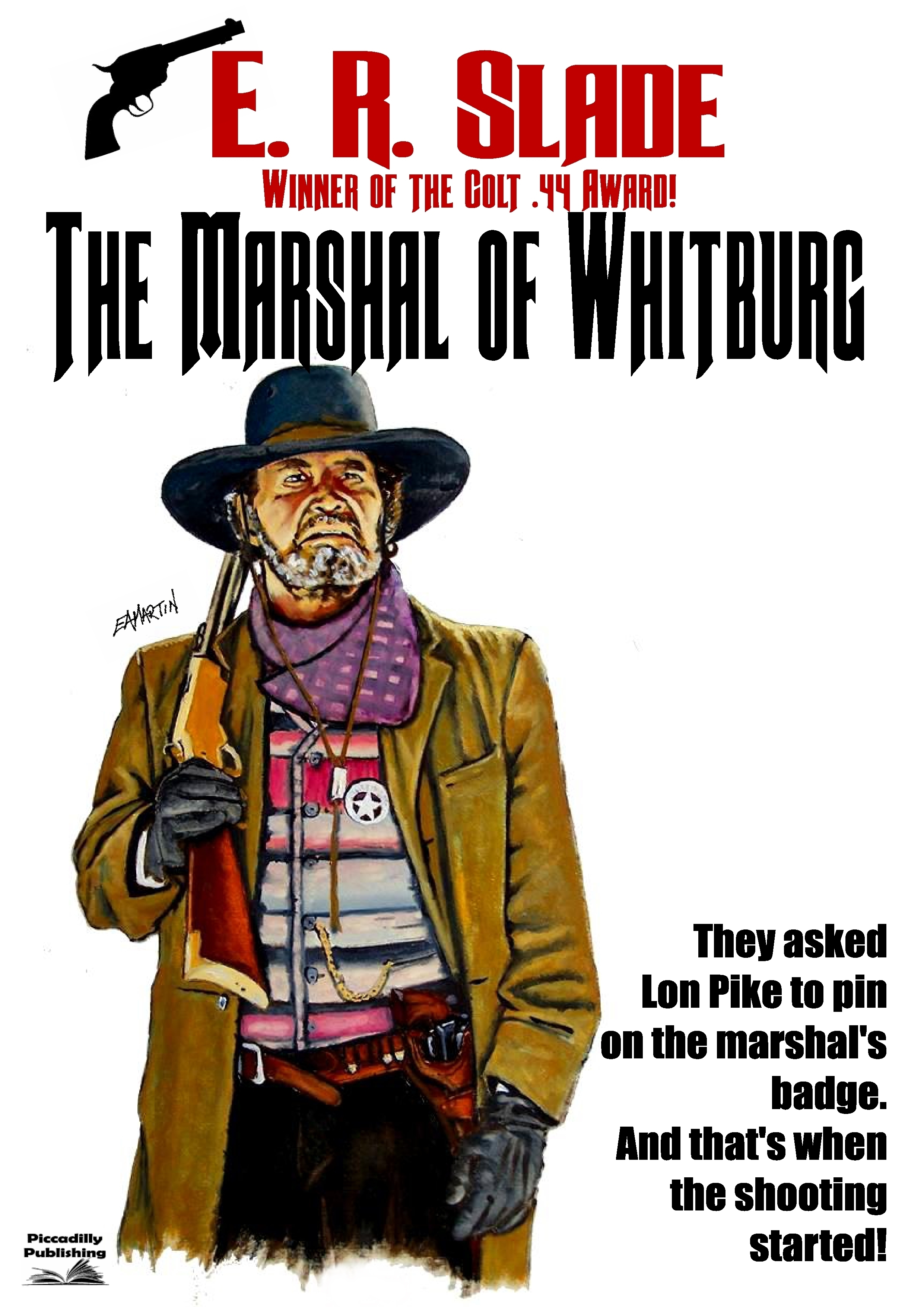 The Marshal of Whitburg  by  E.R. Slade