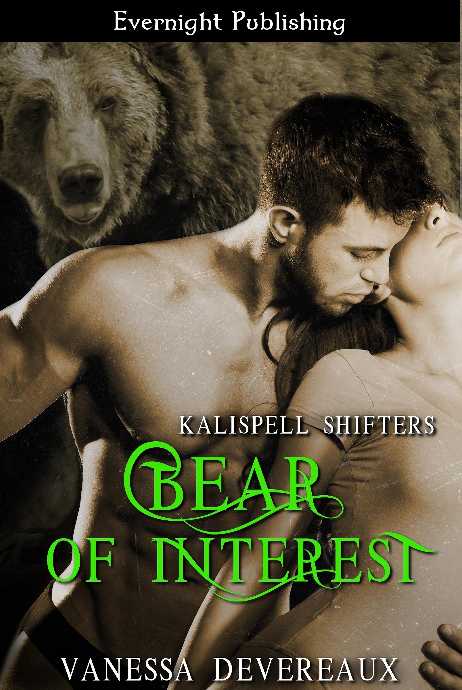 Bear of Interest Vanessa Devereaux