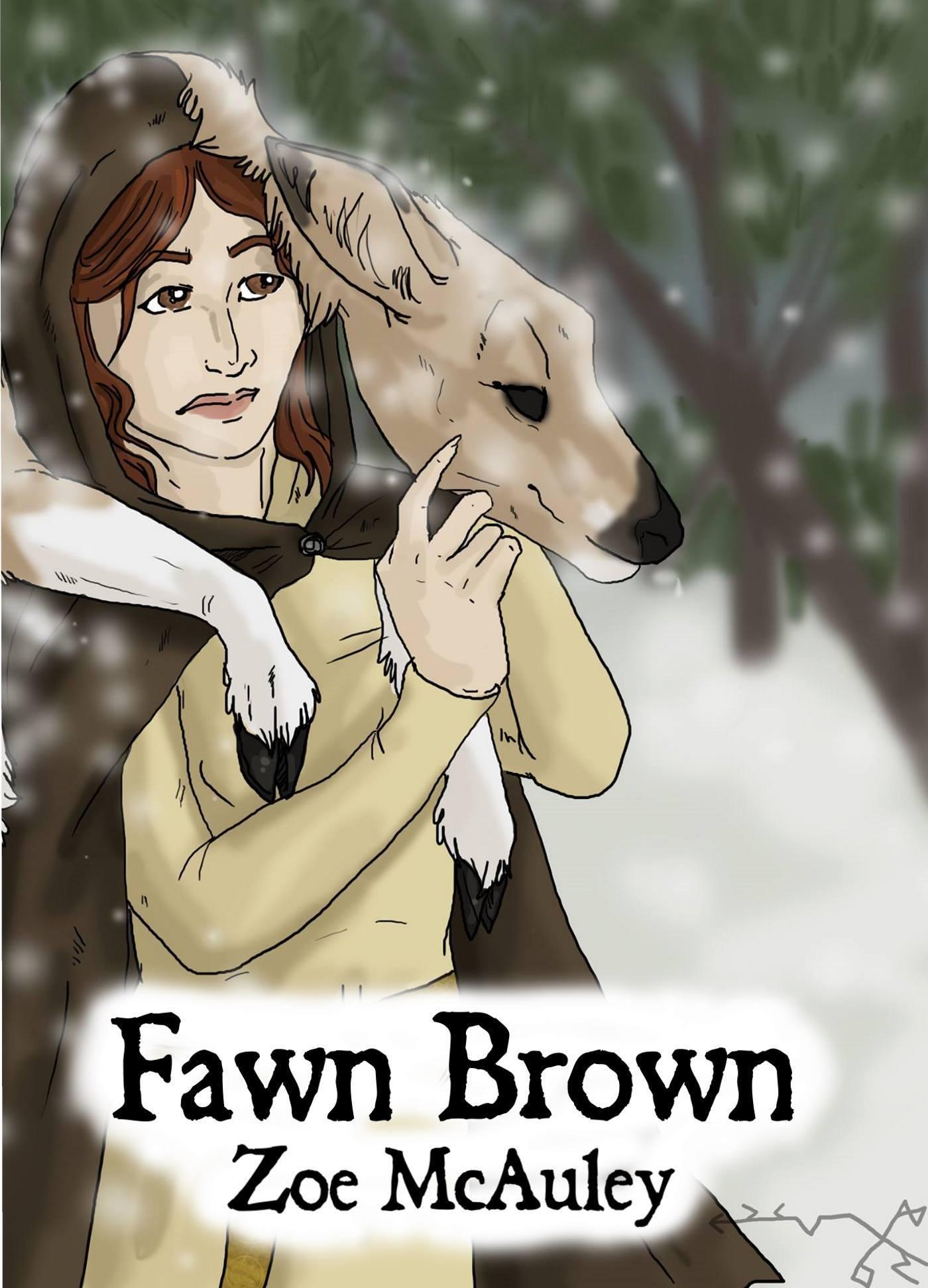 Fawn Brown Zoe McAuley