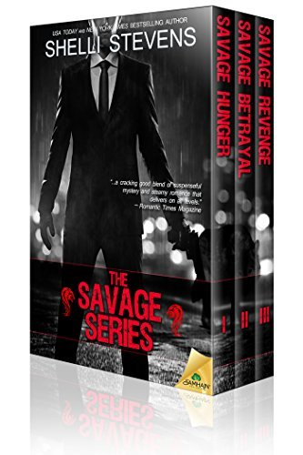 Savage: The Complete Series  by  Shelli Stevens