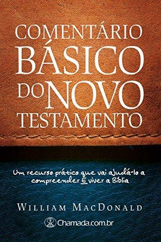 Comentário Básico do Novo Testamento William MacDonald