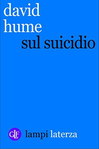 Sul suicidio  by  David Hume