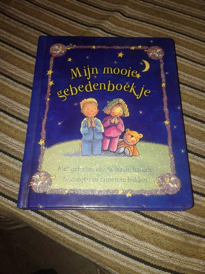 Mijn mooie gebedenboekje Elke Doelman