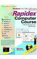 RAPIDEX COMPUTER COURSE  by  Pustak Mahal Editorial Board