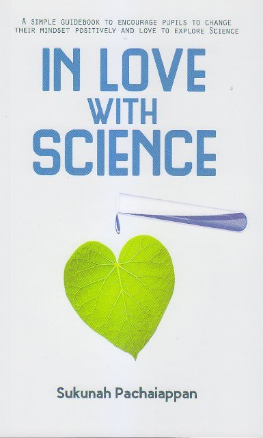 In Love With Science Sukunah Pachaiappan