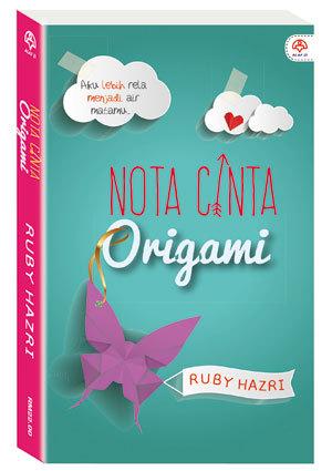 Nota Cinta Origami  by  Ruby Hazri