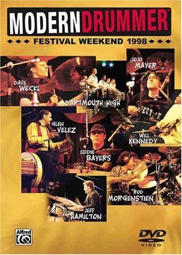 Modern Drummer Festival Weekend 1998  by  Modern Drummer