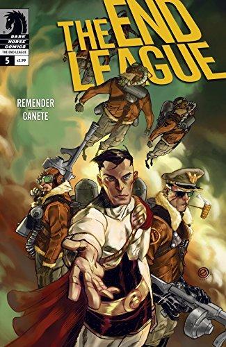 The End League #5 (The End League Vol. 1)  by  Rick Remender