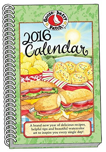 2016 Gooseberry Patch Appointment Calendar  by  Gooseberry Patch