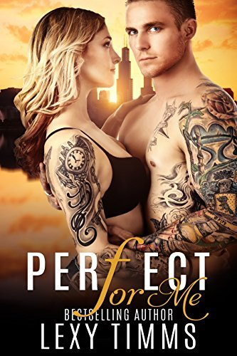 Perfect For Me (Undercover #1)  by  Lexy Timms