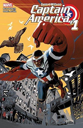 Captain America: Sam Wilson (2015-) #1  by  Nick Spencer