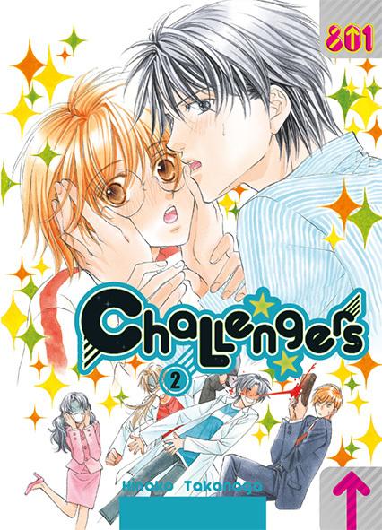 Challengers vol. 2  by  Hinako Takanaga