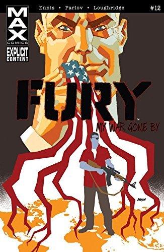 Fury Max #12 Garth Ennis