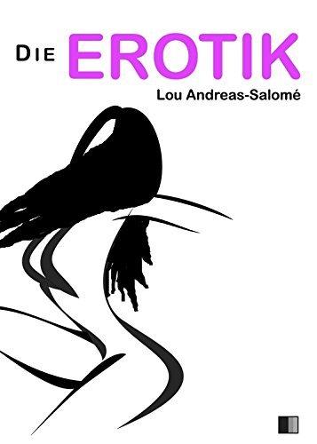 Die Erotik  by  Lou Andreas Salomé